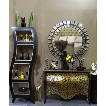 Зеркало декоративное круглое kfh302