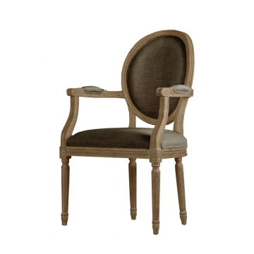 Стул LOUIS ARM CHAIR