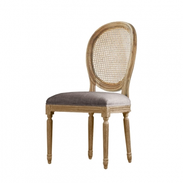 Стул LOUIS RATTAN SIDE CHAIR