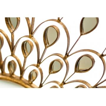 Зеркало декоративное металлическое 19-oa-5838