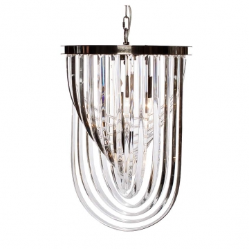 Светильник потолочный изящный (хром) 20md3231-3ni