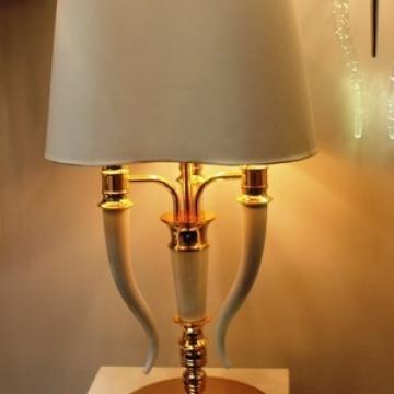 настольная лампа Esmeralda