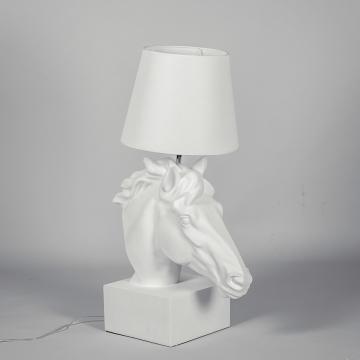 лампа настольная Horse