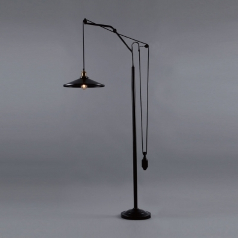 Industrial Floor Lamp 3876