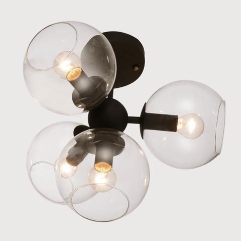 светильник настенно–потолочный 7661–4C