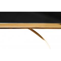 Стол журнальный приставной 13rxnt5076l-gold