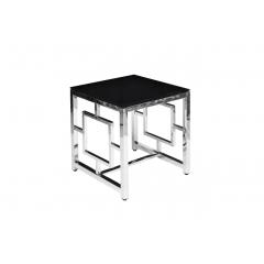 Стол журнальный с черной столешницей gy-et2051212