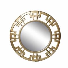 Зеркало круглое в обрамлении m835