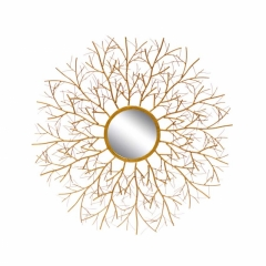 Зеркало декоративное металлическое 19-oa-5759-1