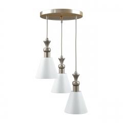Подвесная люстра Lamp4you Modern C-33-SB-M-00-SB-LMP-O-25