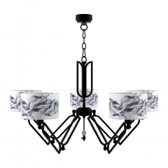 Подвесная люстра Lamp4you Hightech M1-05-BM-LMP-Y-10
