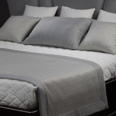 Chiara комплект покрывало с саше и 6 подушками TEXTILE, FRATELLI BARRI