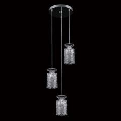 Подвесная люстра Crystal Lux Caraffa SP3 D400