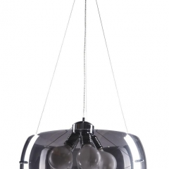 Подвесная люстра Crystal Lux Style SP5 Smoke
