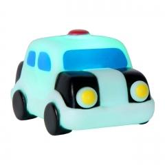 Настенный светодиодный светильник Lucide Night Light Police Car 71558/21/31