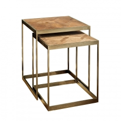 FRANKET SIDE TABLE