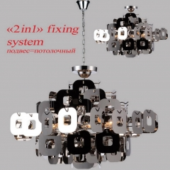 Подвесная люстра Favourite Chromic-pieces 1425-6PC