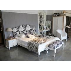 Кровать с решеткой PAOLA, BREVIO SALOTTI