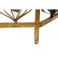 Консоль с зеркальными вставками 19-oa-5837