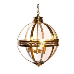Светильник потолочный золотой k2km0115p-4mgold