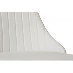 Стул белый 30c-905wt