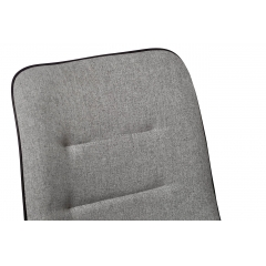 Стул серый 30c-1016