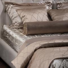 Brigida комплект покрывало с саше и 7 подушками TEXTILE, FRATELLI BARRI