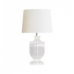 TROPHY CRYSTAL TABLE LAMP