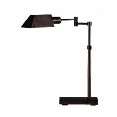 INDUSTRIAL SWING-ARM TABLE LAMP