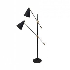 OSTER DOUBLE FLOOR LAMP