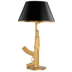 лампа настольная Guns-Table Gun