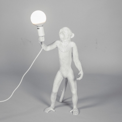 лампа настольная The Monkey Lamp Standing Version