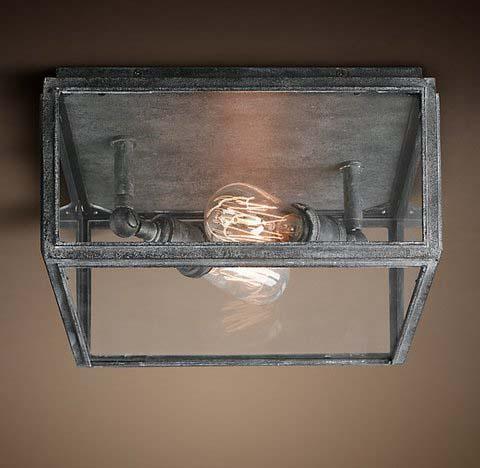 светильник настенно–потолочный Union filament 9006-2