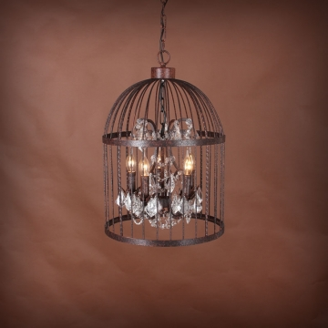 люстра Vintage birdcage 5006–D5