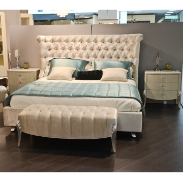 Кровать с решеткой ROMA, FRATELLI BARRI