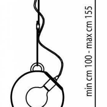 светильник Miconos, подвесной