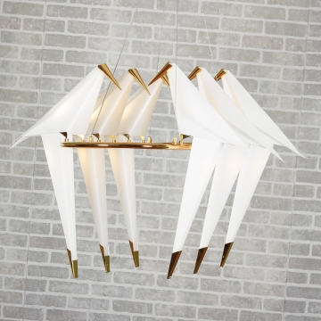 люстра Origami Bird P6TR