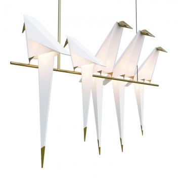 люстра Origami Bird P5