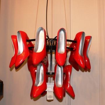 люстра Tiffany SP7 Rosso