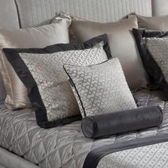 Elda комплект покрывало с саше и 6 подушками TEXTILE, FRATELLI BARRI