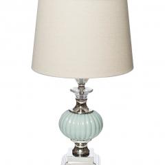 Лампа настольная (бежевый абажур) 22-86946