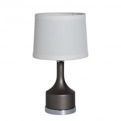 Лампа настольная (кремовый абажур) 22-88257