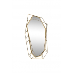 """Зеркало в объемной раме """"драгоценный камень"""" 37sm-0421"""