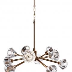 Светильник потолочный &quot,стеклянные шары&quot, 20md3471-10g