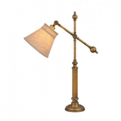 VINTAGE JOINT TABLE LAMP