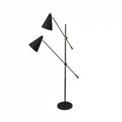 OSTER DOUBLE FLOOR LAMP