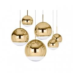 светильник Mirror Ball Gold