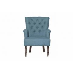 Кресло бирюзовое