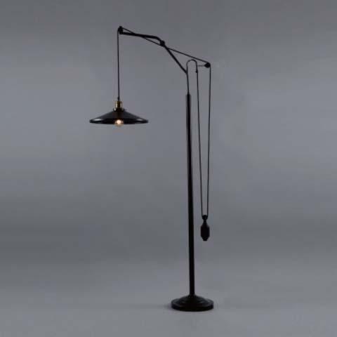 Industrial Floor Lamp 3876