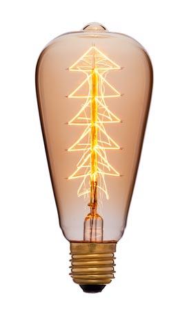 Edison Bulb ST64 F9